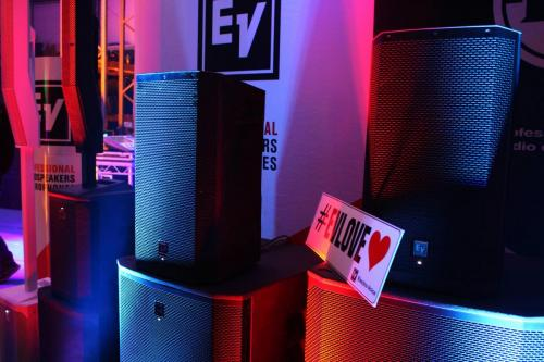 Official ElectroVoice Dealers