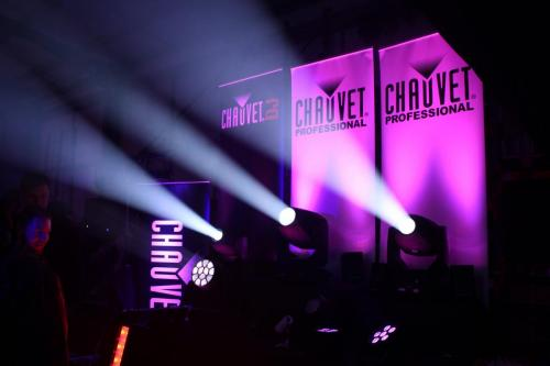 Chauvet DJ and Chauvet Professional